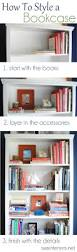 bookcases shelves burgers and inspiration