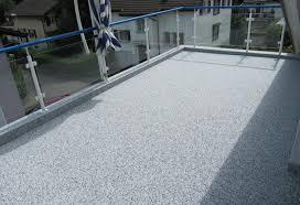 steinteppich balkon außenbereich easymexx