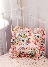 Blush Crib Bedding by Nursery Accessories For Blush Pink And Coral Bedding