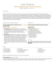 Examples Of Resumes For Customer Service Jobs by Customer Service Resume Skills 5 Example Resume Customer Service