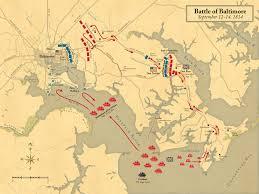map us baltimore battle of baltimore map sheads