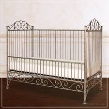 Bratt Decor Crib Casablanca Premier Iron Crib Iron Cribs Metal Cribs Bratt Decor