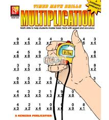 timed math drills multiplication stemfinity
