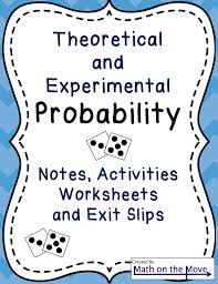 students explore and calculate theoretical and experimental