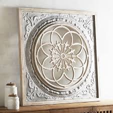 galvanized medallion wall decor pier 1 imports