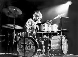 Ginger Baker Blind Faith Ginger Baker Cream The Heartbeat Of The World Pinterest
