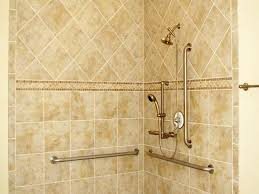 bathroom tile pattern ideas tiled walk in shower designs the home design the proper shower