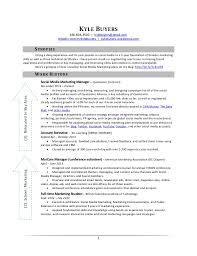 production supervisor resume sample kyle buyers u0027 resume