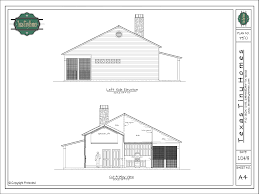 Tiny Home Blueprints by Texas Tiny Homes Plan 750