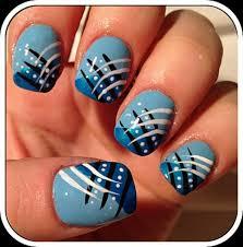 17 gorgeous blue nails pretty designs