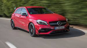 mercedes amg 45 review mercedes amg a45 2017 review by car magazine