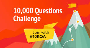 Challenge Your The 10 000 Question Challenge Your Blockchain Journey Starts Here