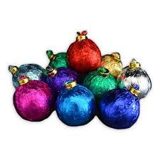 chocolate tree ornaments dilettante chocolates