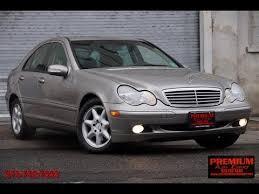 2004 mercedes c class c240 4matic