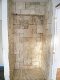 tile shower and tub ideas natural stone wall decoration forshower