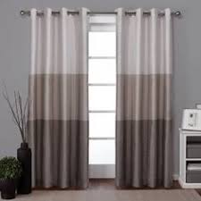 Grey Faux Suede Curtains Beautify Your Interior Design Living Room With Cute Blackout