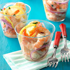 shrimp appetizers taste of home