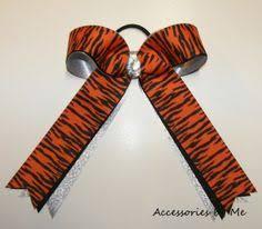 gift bows in bulk 12 softball bows bulk lot blue black ribbon ponytail holder team