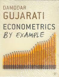 econometrics by example buy econometrics by example by gujarati
