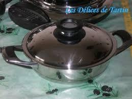 batterie de cuisine amc gourmandise et équilibre grace à la cuisson sans eau ni graisse
