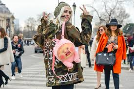 Maximalist Style by The Best Street Style Looks From The Fall 2015 Fashion Weeks