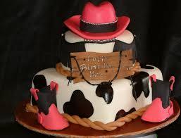western cowgirl birthday cake ideas 53979 party inspiratio
