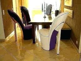 High Heel Shoe Chair Black High Heel Shoe Chair High Heel Shoes Chair Pictures Gallery Of