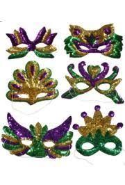 bead masks mardi gras masquerade masks with sequins