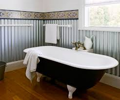 bathroom report classical details