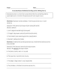 the 25 best possessive nouns worksheets ideas on pinterest