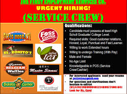 Jobs Hiring No Resume Needed Jns First Employment Services Co Home Facebook