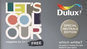 home page dulux