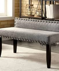 Contemporary Upholstered Bench Cheap Benches In Glendale Ca A Star Furniture