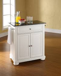 kitchen furniture unusual narrow kitchen cart crosley cart