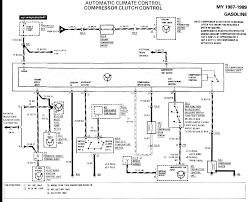 car air conditioning wiring diagram pdf and schematic noticeable