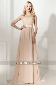 tenue invit e mariage robe de soirée chagne pour invité au mariage bustier décolleté