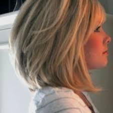 medium length stacked hair cuts long stacked haircut hairstyle foк women man