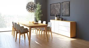 sideboard fã r esszimmer esszimer mit möbeln aus massivholz frohraum