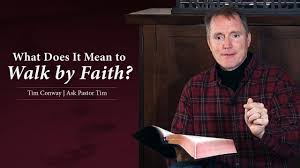 behold the dutch magic mike what does it mean to walk by faith ask pastor tim