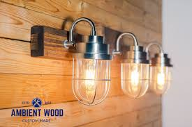 Bar Light Fixtures Vanity Lighting Ambient Wood Furnishing