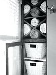 Narrow Storage Cabinet For Bathroom Bathroom Towel Storage Cabinets Bathroom Linen Cabinet Great