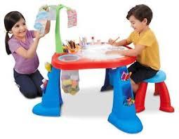 Drawing Desk Kids Little Tikes Tracing Art Desk Table Kids Toddler Drawing Light Up