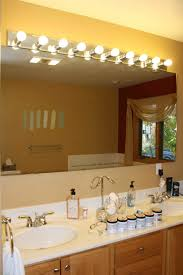 Recessed Lighting For Bathrooms Ceiling Lighting Recessed Lighting Vs Vanity Over Mirror Placement