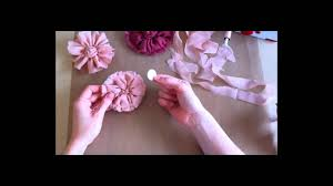 Homemade Flowers Homemade Flowers Redolent Collection Youtube