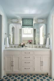 Custom Bathroom Design Custom Bathroom Vanity Fun Tile Roman Shade Bathroom Love