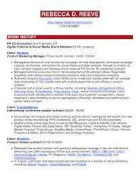 Marketing Manager Resume Sample Pdf by Marketing Analyst Resume Berathen Com