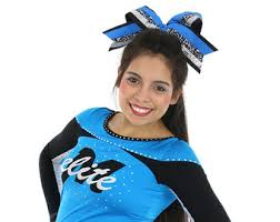 african american cheer hair bows big cheer bow sparkly ribbon zebra teal blue black silver
