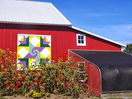 Barn Quilt Art Barn Quilts And The American Quilt Trail Back To Ohio