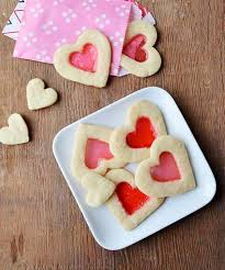 valentines cookies s day stained glass heart cookies mighty mrs family