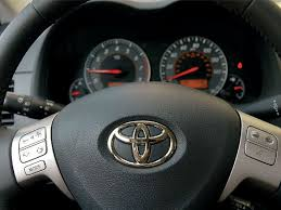 2010 Corolla Interior Toyota Corolla Steering Defect